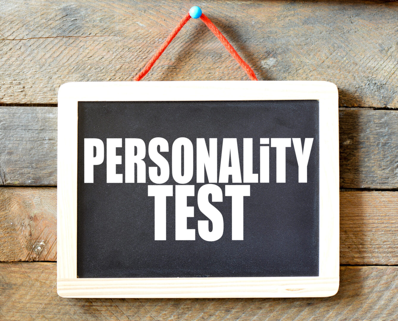 05B Personality Test