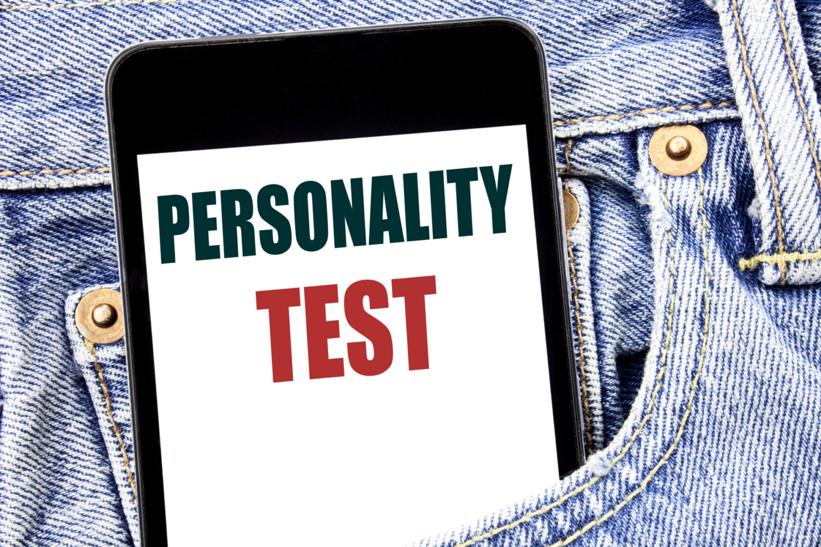 06B Personality Test